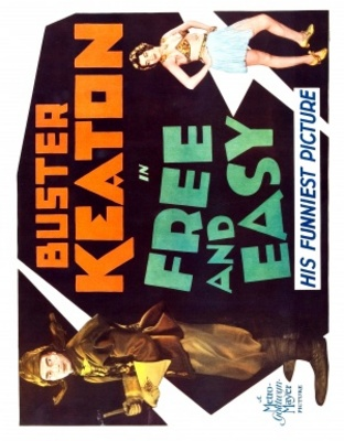 Free and Easy movie poster (1930) poster MOV_69c9a5ec