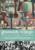 Greenwich Village: Music That Defined a Generation movie poster (2012) picture MOV_69cc8ab5