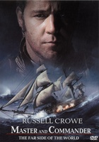 Master and Commander: The Far Side of the World movie poster (2003) picture MOV_69cde6e0