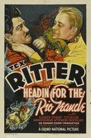 Headin' for the Rio Grande movie poster (1936) picture MOV_69d0610b