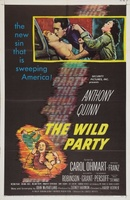 The Wild Party movie poster (1956) picture MOV_88dcc81a