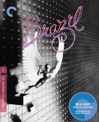 Brazil movie poster (1985) poster MOV_69d4e550
