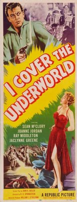 I Cover the Underworld movie poster (1955) poster MOV_69d71384