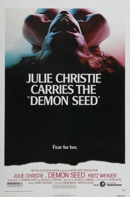 Demon Seed movie poster (1977) poster MOV_69d73817