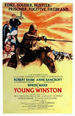 Young Winston movie poster (1972) poster MOV_69d948ec