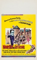 Munster, Go Home movie poster (1966) picture MOV_69e1d14a