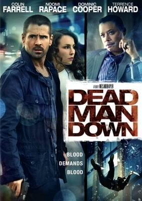 Dead Man Down movie poster (2013) poster MOV_69e4ed20