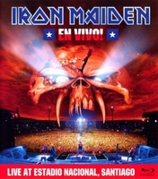 Iron Maiden: En Vivo! movie poster (2012) picture MOV_69ef1afc