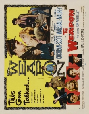 The Weapon movie poster (1956) poster MOV_69f027f3