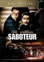 Saboteur movie poster (1942) picture MOV_69f04804