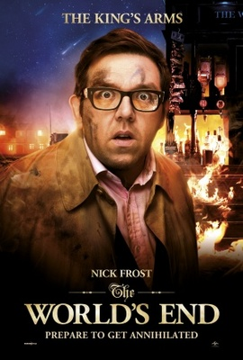 The World's End movie poster (2013) poster MOV_69f09c29