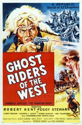 The Phantom Rider movie poster (1946) poster MOV_69f147bb
