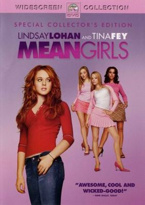 Mean Girls movie poster (2004) poster MOV_69f323c5