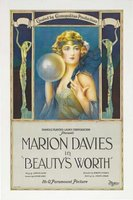 Beauty's Worth movie poster (1922) picture MOV_69f6f026