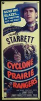Cyclone Prairie Rangers movie poster (1944) picture MOV_69fd85b7