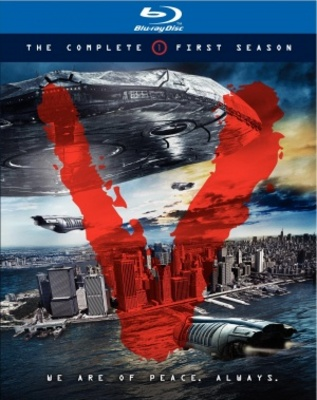 V movie poster (2009) poster MOV_69ff4907