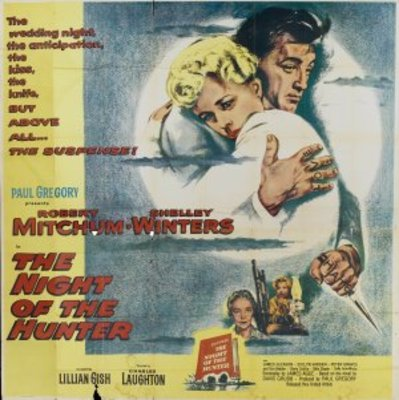 The Night of the Hunter movie poster (1955) poster MOV_6a0117c2