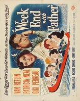 Week-End with Father movie poster (1951) picture MOV_6a082d5b