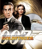 Goldfinger movie poster (1964) picture MOV_6a21f22e