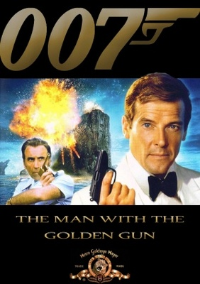 The Man With The Golden Gun movie poster (1974) poster MOV_6a23199d