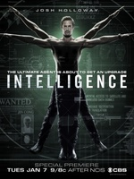 Intelligence movie poster (2013) picture MOV_6a26fe53