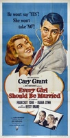Every Girl Should Be Married movie poster (1948) picture MOV_6a331a9a
