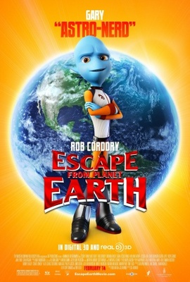 Escape from Planet Earth movie poster (2013) poster MOV_6a334a77