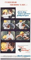 Move Over, Darling movie poster (1963) picture MOV_6a3c51eb