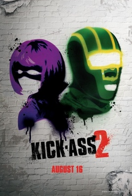 Kick-Ass 2 movie poster (2013) poster MOV_6a3d3d30