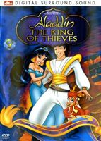 Aladdin And The King Of Thieves movie poster (1996) picture MOV_ba2fce9e