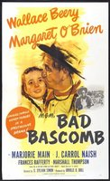 Bad Bascomb movie poster (1946) picture MOV_6a46aa22