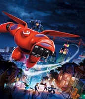 Big Hero 6 movie poster (2014) picture MOV_6a474506