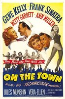 On the Town movie poster (1949) picture MOV_6a48a3a1