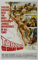Tarzan and the Great River movie poster (1967) picture MOV_6a4e3935