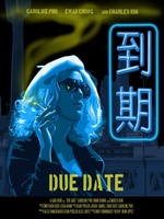 Due Date movie poster (2009) picture MOV_6a55c138
