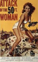 Attack of the 50 Foot Woman movie poster (1958) picture MOV_6a560ac3