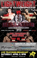 Bellator Fighting Championships movie poster (2009) picture MOV_6a566c0c