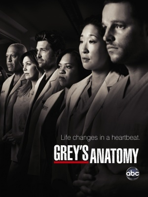 Grey's Anatomy movie poster (2005) poster MOV_6a5bf4b5