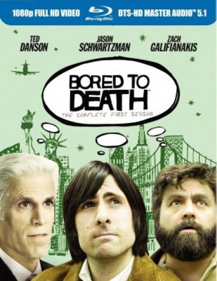 Bored to Death movie poster (2009) poster MOV_6a60f683