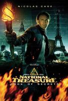 National Treasure: Book of Secrets movie poster (2007) picture MOV_6a640aef