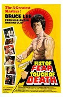 Fist of Fear, Touch of Death movie poster (1980) picture MOV_6a6617fc