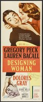 Designing Woman movie poster (1957) picture MOV_6a664946