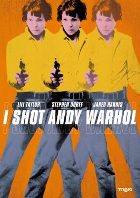 I Shot Andy Warhol movie poster (1996) poster MOV_6a6f1338