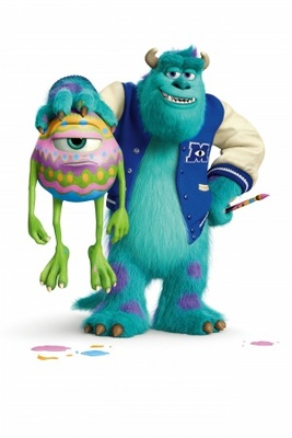 Monsters University movie poster (2013) poster MOV_6a72d369