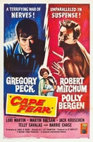 Cape Fear movie poster (1962) picture MOV_6a756701