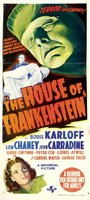 House of Frankenstein movie poster (1944) picture MOV_6a75e23e