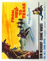 From Hell to Texas movie poster (1958) picture MOV_6a7d11e5