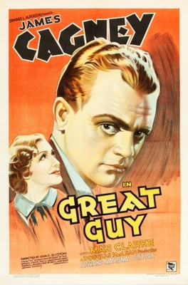 Great Guy movie poster (1936) poster MOV_6a88d6f5