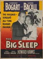 The Big Sleep movie poster (1946) picture MOV_6a8bb3d8