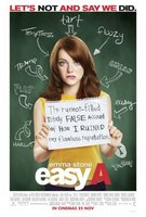 Easy A movie poster (2010) picture MOV_6a9244b6